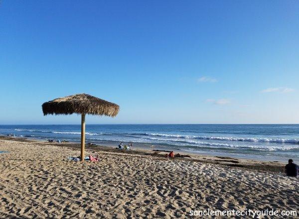 san clemente pier beach