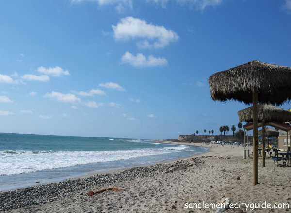 san onofre old mans surfing beach san clemente city guide
