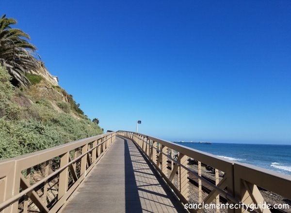 san clemente beach coastal trail
